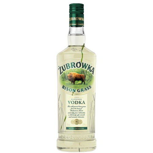 VODKA Zubrowka 25ml