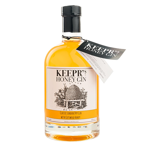 GIN Keepr's Honey 25ml