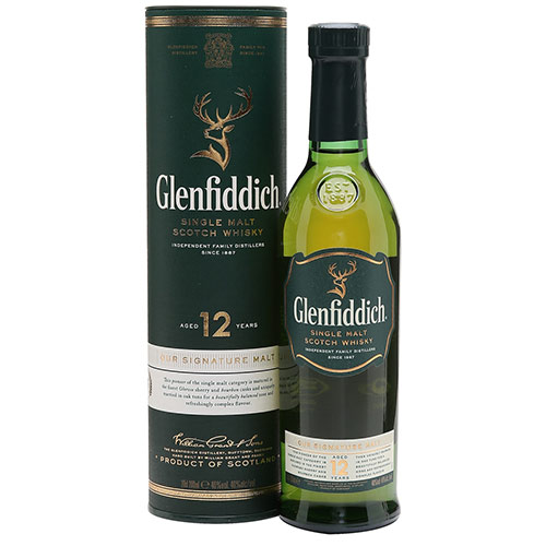 WHISKY Glenfiddich 25ml