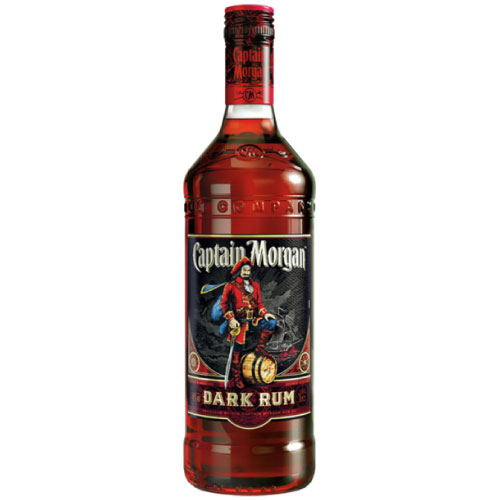 RUM Captain Morgan's Dark 25ml