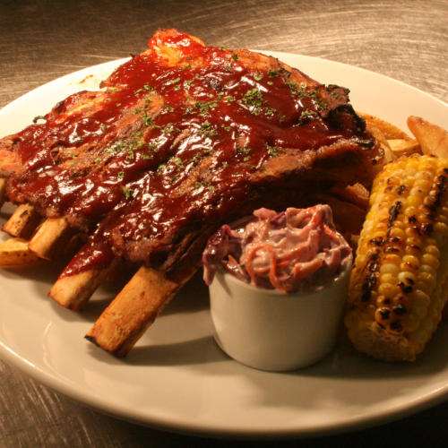 Chester BBQ Ribs (DF)