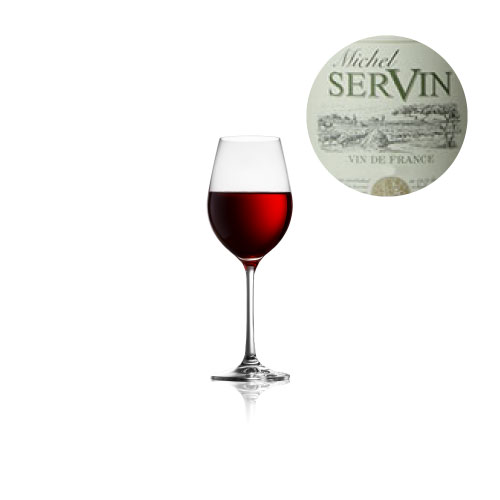 Michel Servin Red [Cabernet] (France)