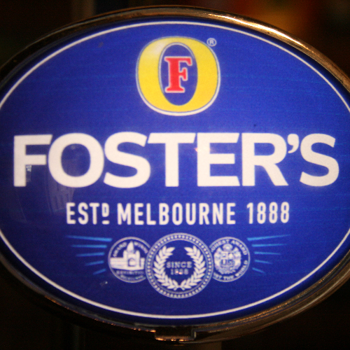 Foster's 1/2