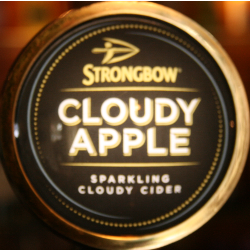 Strongbow Cloudy Apple 1/2