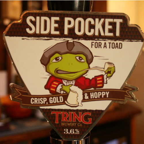 Side Pocket PINT