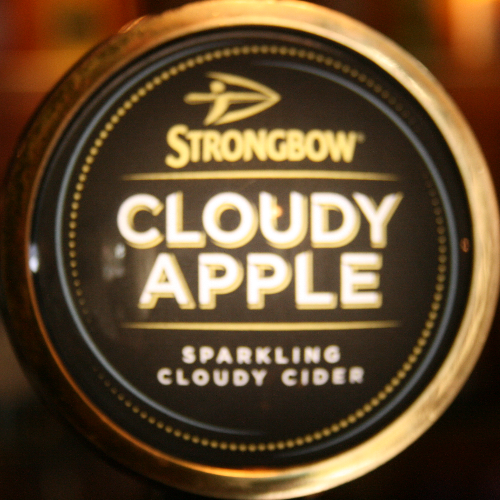 Strongbow Cloudy Shandy PINT