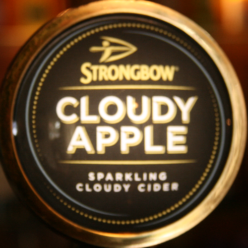 Strongbow Cloudy Shandy 1/2