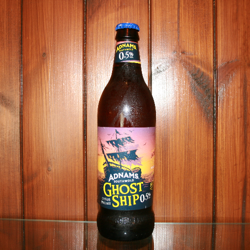 Adnams Ghost Ship 0.5%  500ml