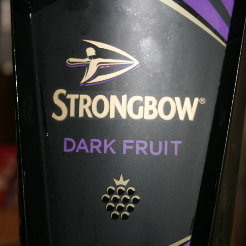 Strongbow Dark Fruits 1/2