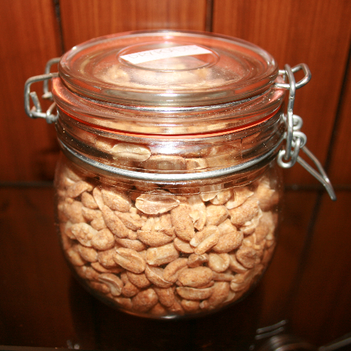 Nuts (Dry Roasted)