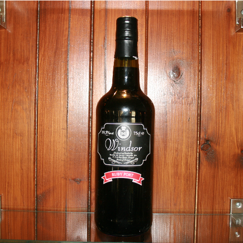 PORT Windsor Ruby 50ml