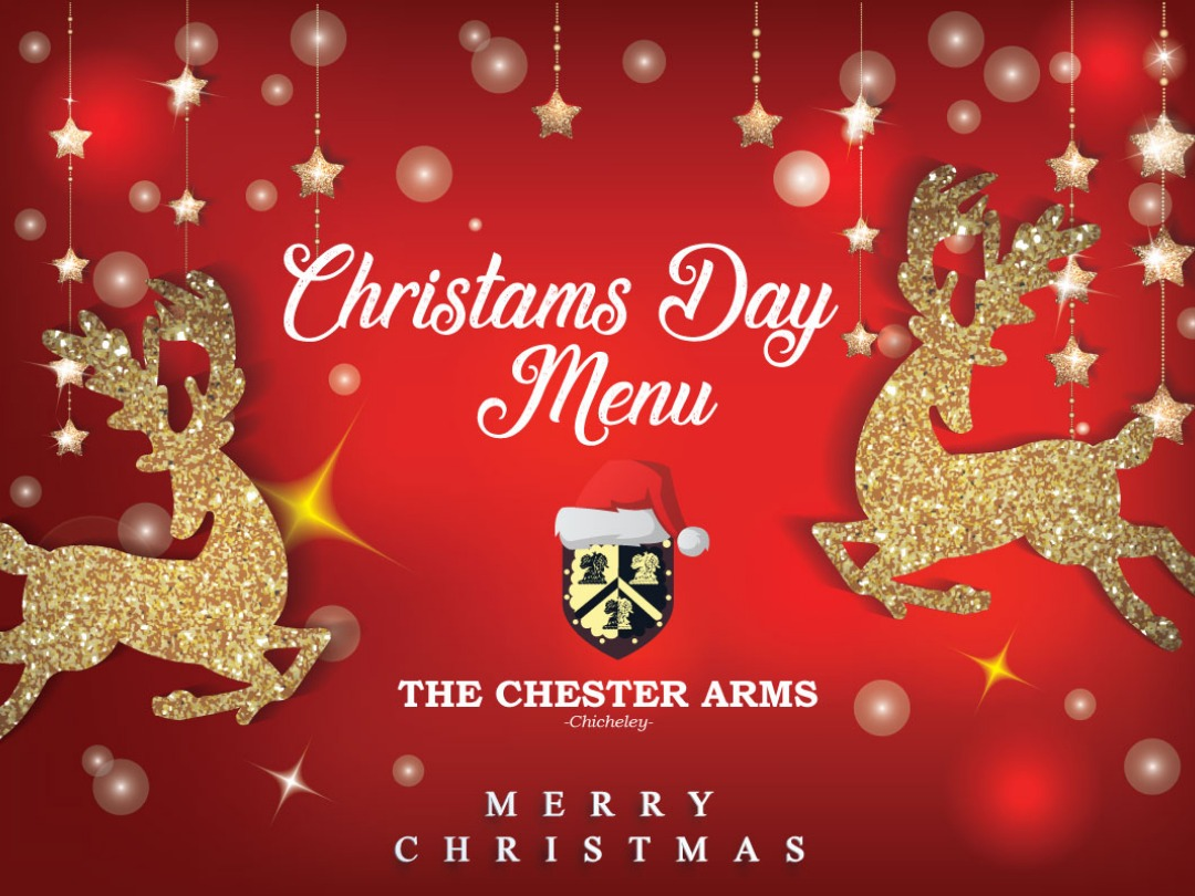 Christmas Day Dinner at The Chester Arms!