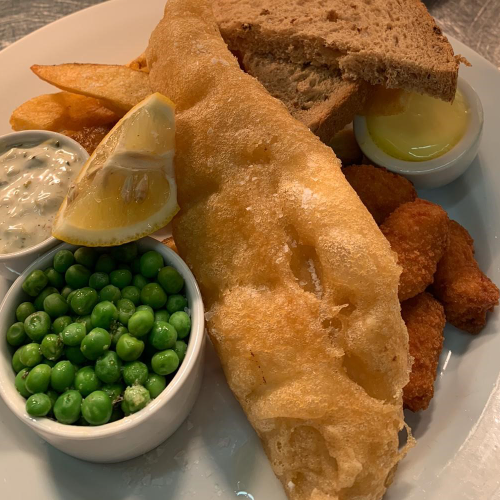 Chester Fish Supper (DF)
