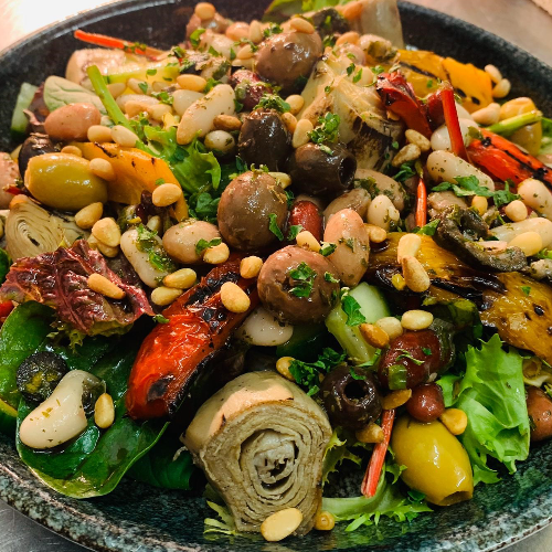 Vegan Super Salad (Large)