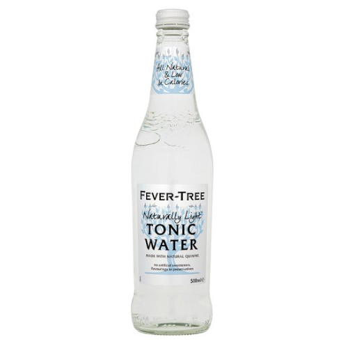 Fever Tree Refreshingly Light Elderflower Tonic 200ml