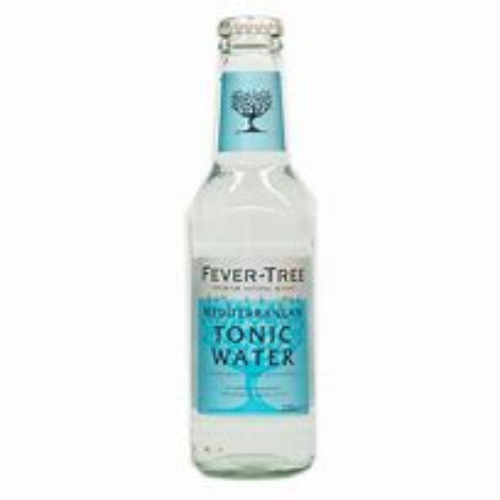Fever Tree Refreshingly Light Mediterranean Tonic 200ml